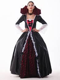 Queen Halloween Costumes Adults Aliexpress Buy Adogirl Gothic Medieval Queen Halloween