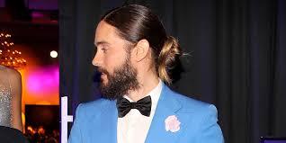 mun hair man bun monday a tribute to jared leto s mun her cus