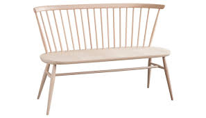 Loveseat Bench Dining Chair Ercol Originals Loveseat