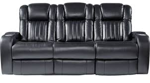 Black Leather Reclining Sofa And Loveseat Leather Sofas Couches