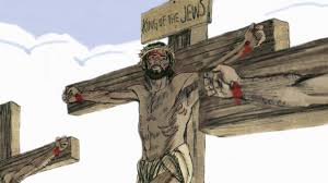 40 jesus is crucified bible stories for children and adults