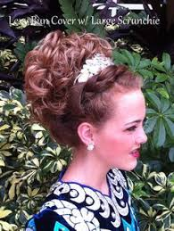 hairstyles for an irish dancing feis pretty feis hair i love irish dance i know the dancers train hard