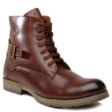 buy boots cheap india buy designer high ankle boots brown at best price in