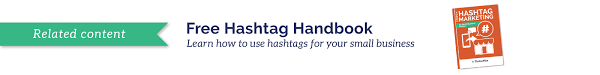 how can my business capitalize how to create a business hashtag thrivehive