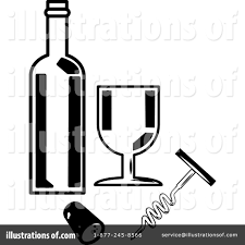 wine clipart wine clipart 19740 illustration by atstockillustration