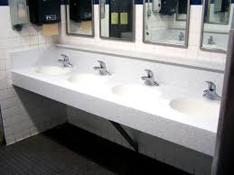 commercial bathroom sinks and countertops best bathroom decoration