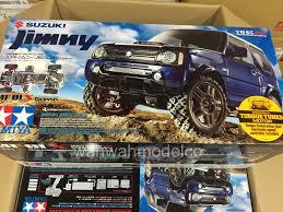 suzuki monster truck tamiya 58614 1 10 suzuki jimny jb23 mf 01x car kit w esc wah