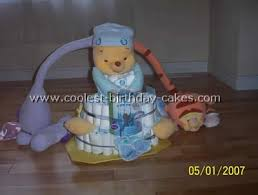 coolest diaper cake instructions photos