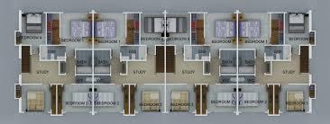floor plans for units bella casa constructions unit block designs