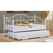 Daybed With Trundle Bed Vienna Day Bed Frame