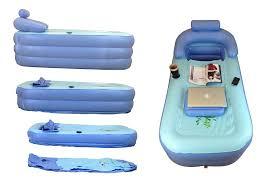 si e baignoire adulte cette baignoire gonflable pour adulte sert de bain d appoint portable