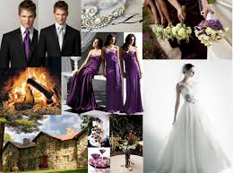 purple and silver wedding a for purple inspiration boards here comes the