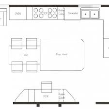 eat in kitchen floor plans interior kitchen floor plan layouts and dining room plan