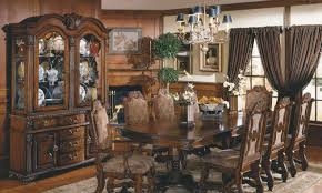 emejing traditional dining room furniture sets gallery