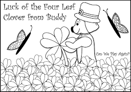 st patrick u0027s day coloring sheets u2014 my art to inspire
