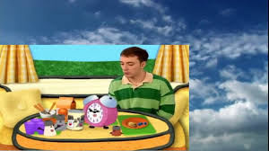 blues clues eps 9 mr salt and mrs pepper day video dailymotion