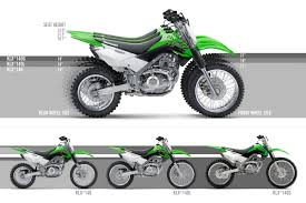 2017 klx 140g off road motorcycle by kawasaki