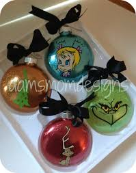 grinch ornament set aamsmomdesigns store powered by