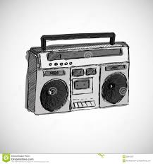 tape recorder royalty free stock photography image 26210367