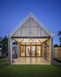 barn like homes sansarc studio designed an extension to this home in au u2026 flickr