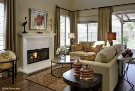 living room 47 beautifully decorated living room designs brown