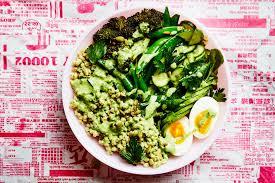 green goddess buddha bowl recipe epicurious com