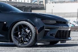 black camaro with black rims mrr m228 wheels black rims