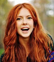 cheveux rouge acajou cheveux roux coupe de cheveux 2017 femme
