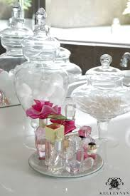 16 ways to style apothecary jars kelley nan