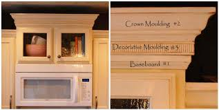 Full Image For Winsome Kitchen Cabinet Crown Molding Ideas - Kitchen cabinet crown molding ideas
