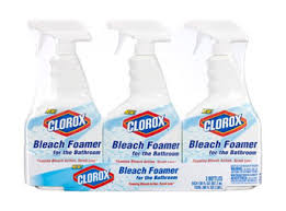 clorox bleach foamer for the bathroom bathroom find all your cleaning supplies in this category