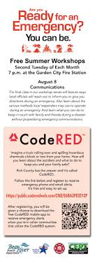 communications class online rct online news emergency communications class for all