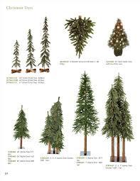 christmas tree northlight set of prelit woodland artificial ft