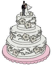 wedding cake drawing wedding cake stock vector illustration of wedding 51766894