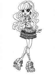 coloring pages free coloring pages monster