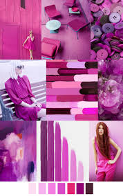 spring color trends 2017 s s 2017 pattern u0026 colors trends pink violet 2017 fashion