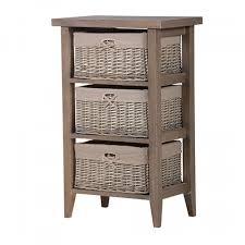 Bathroom Wicker Furniture Beautiful Grey Bathroom Storage Cabinet Wicker Basket At Cabinets