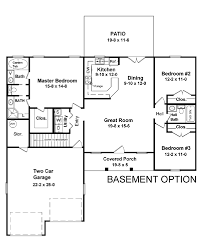 ranch floor plan amazingplans com house plan hpg 1400 country ranch traditional