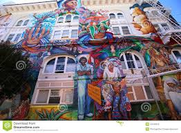 House Murals by Mexican Walls Of House Of Women San Francisco California Usa