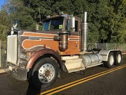kenworth w900 specs 1984 kenworth w900 3 axle day cab tractor w wet kit opperman u0026 son