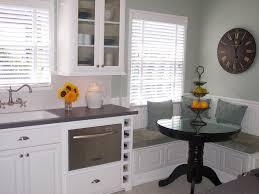 kitchen corner bench seating with storage ideas home