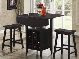 Drop Leaf Table With Chairs Furniture Fascinating Bar Units And Tables Piece Drop Leaf Table
