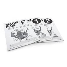 Activity Book For Children 1 6 Oxford Maths Plus Oxford Press