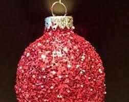 custom order hand painted colorful glass light bulb christmas