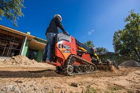 sk600 mini skid steer ditch witch