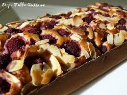 eryn folle cuisine cake amandes ricotta framboises eryn et sa folle cuisine