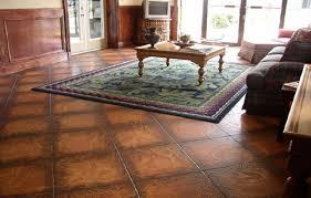 Decorative Floor Painting Ideas Painting Interior Concrete Floors In Living Room Concrete Floor