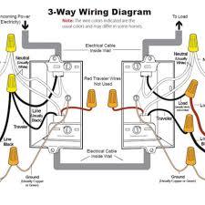 inspiring 3 way switch wiring diagram variations leviton 3 way