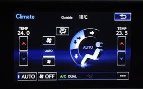 lexus rc navigation 2016 lexus rc 300 awd f sport road test review carcostcanada