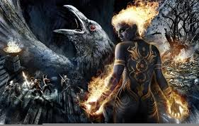 dungeon siege 3 free wallpaper the darkness magic